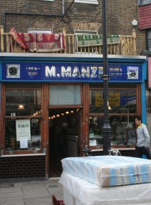 Manzies, Chapel Market